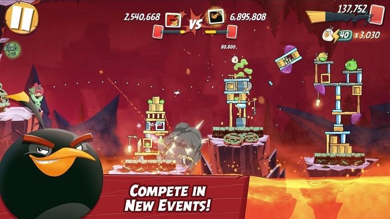 Angry Birds 2 mod free