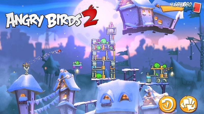 Angry Birds 2 mod