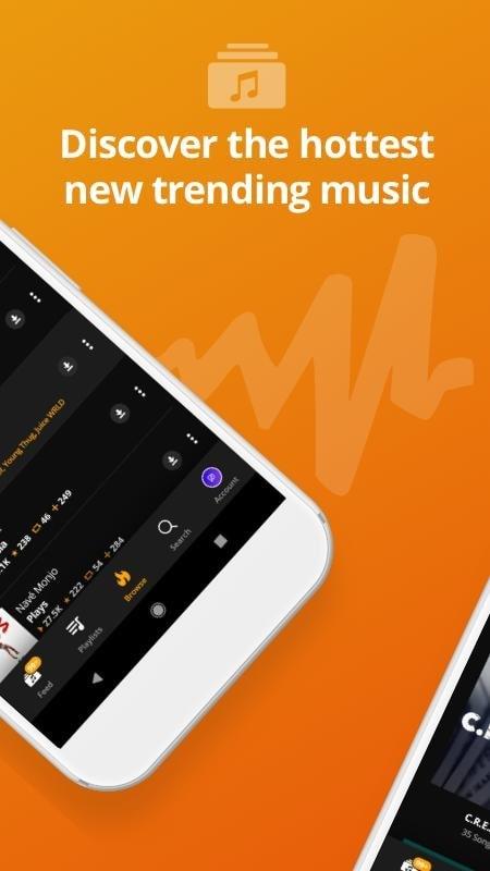 Audiomack mod free