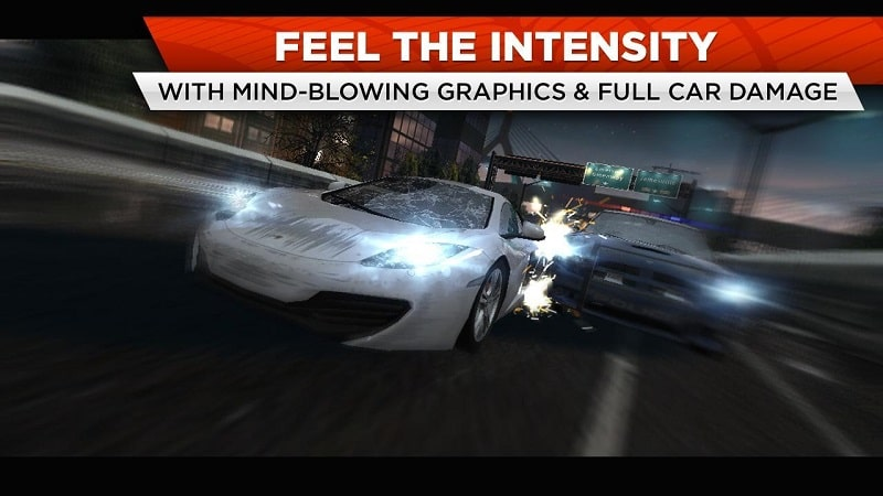 Need for Speed Most Wanted mod android