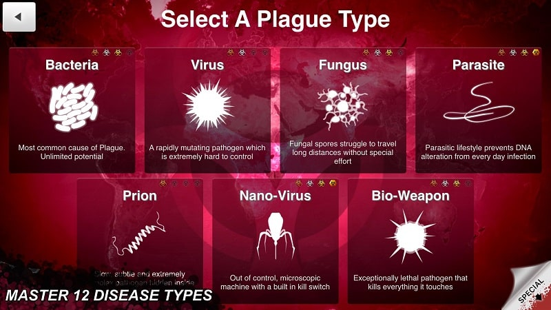 Plague Inc mod free