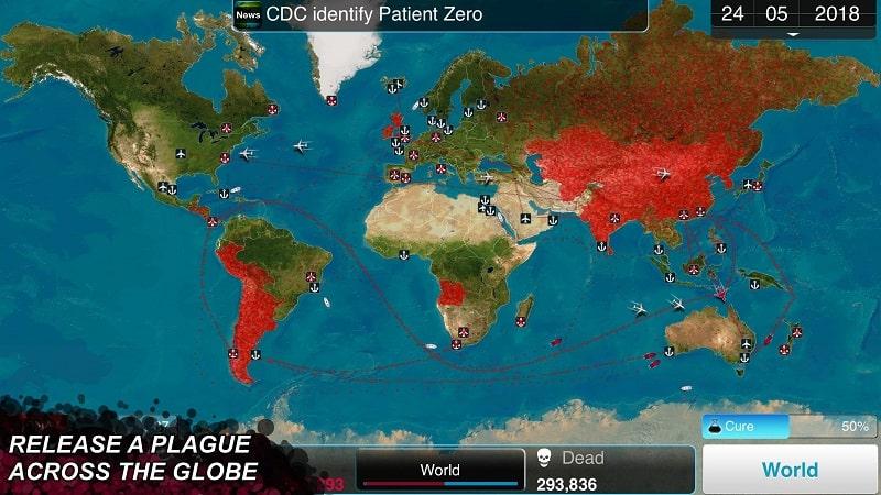Plague Inc mod