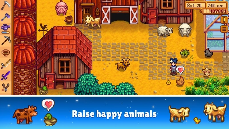 Stardew Valley mod android