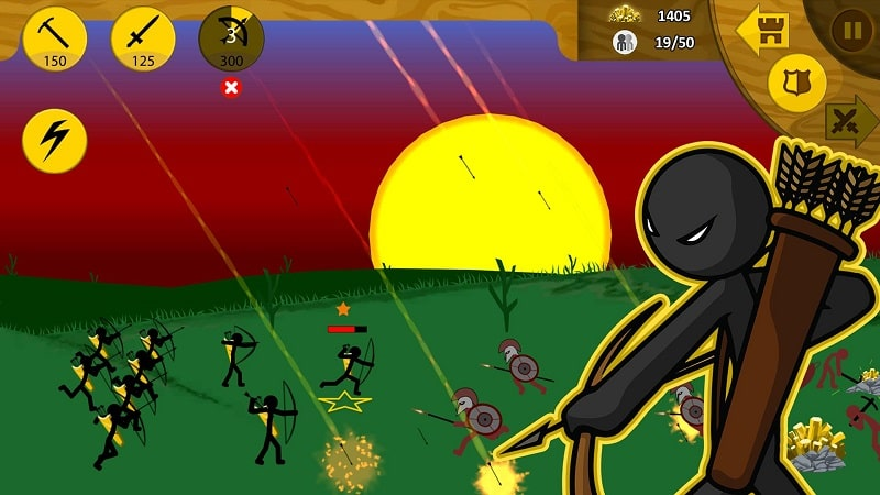 Stick War Legacy mod android