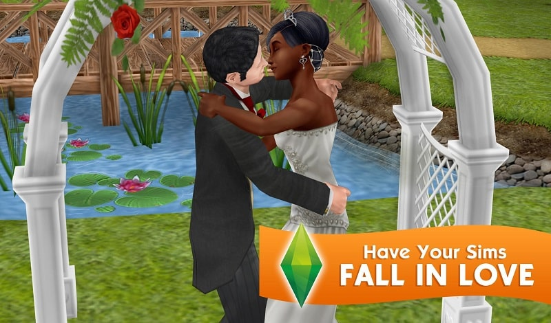 The Sims FreePlay mod free