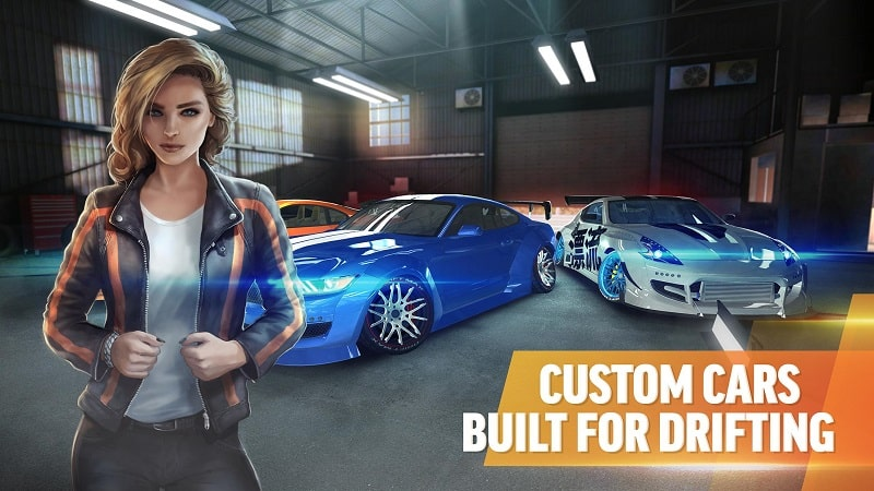 Drift Max Pro mod free