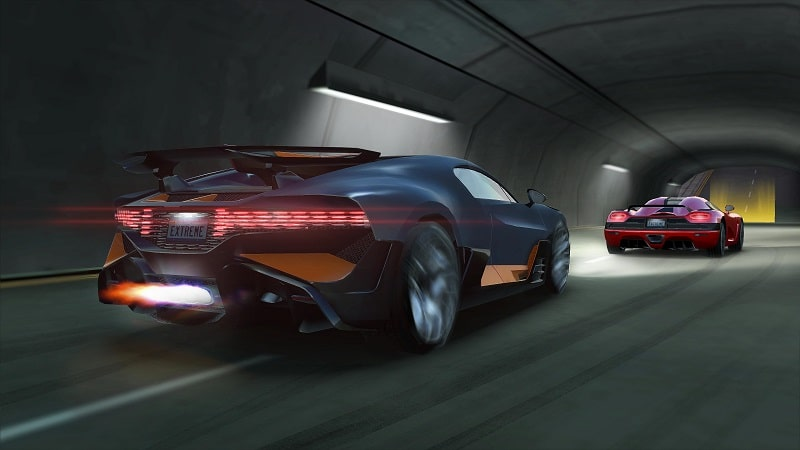 Extreme Car Driving Simulator mod apk