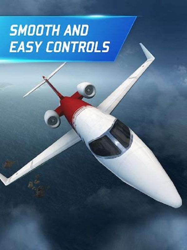 Flight Pilot Simulator 3D Free mod download