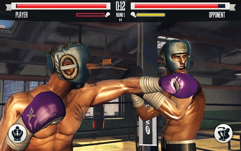 Real Boxing mod free