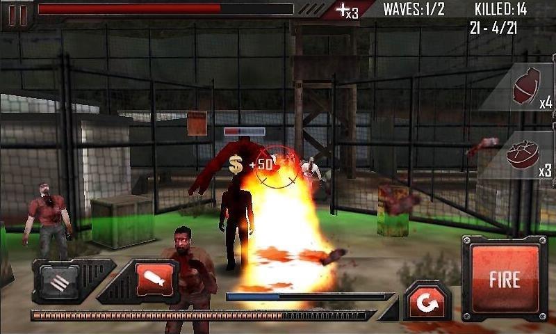 Zombie Roadkill 3D mod android
