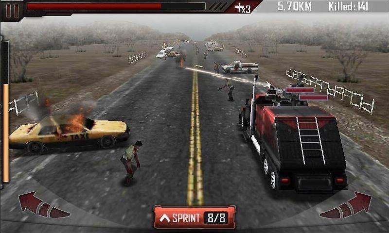 Zombie Roadkill 3D mod apk