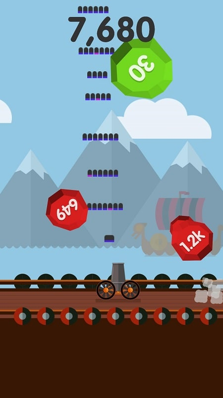 Ball Blast mod free