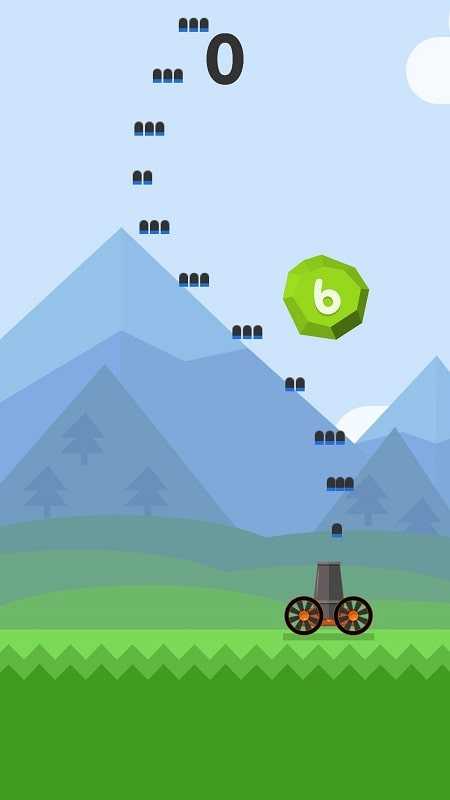 Ball Blast mod