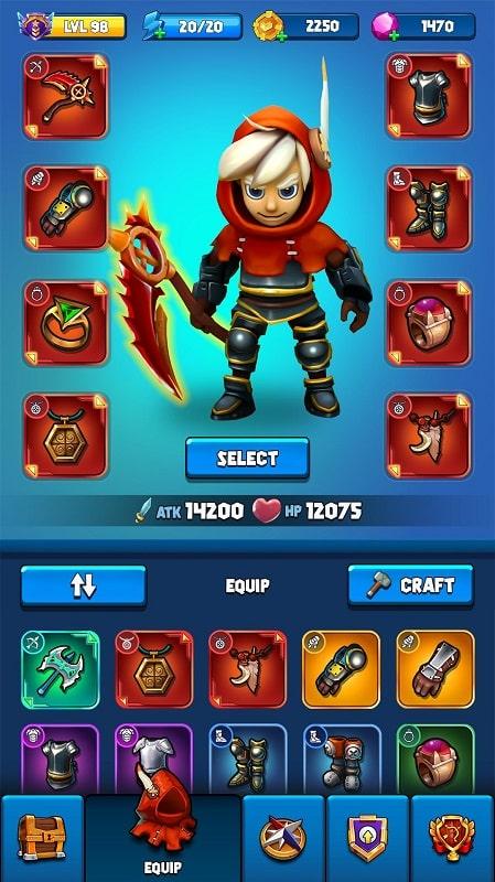 Combat Quest mod download