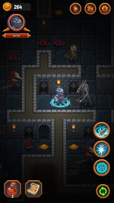 Dungeon Age of Heroes mod