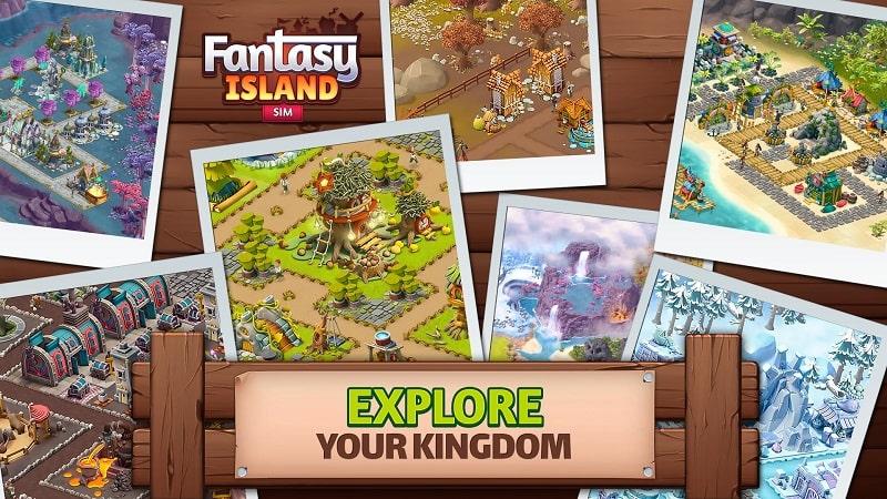 Fantasy Island Sim mod free