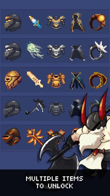 Heros Quest Automatic RPG mod apk